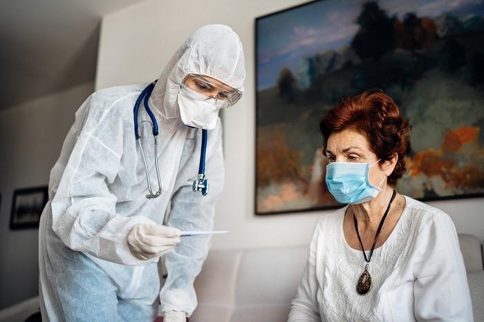 curare pazienti covid domicilio casa orl